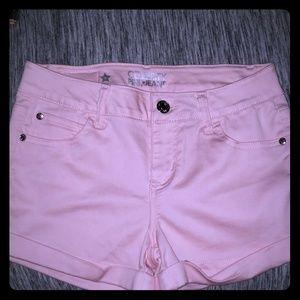 Celebrity Pink shorts